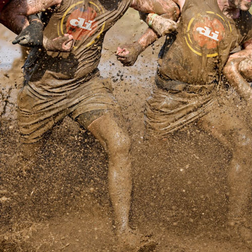 Careers and tough mudder