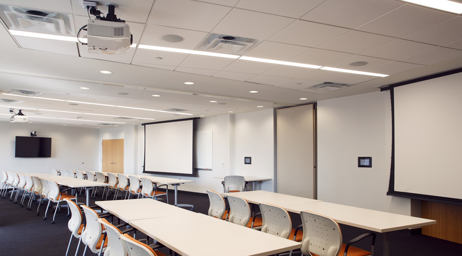 Divisible Training Room