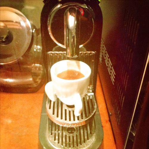 Careers and espresso