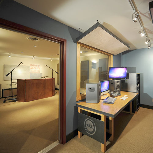 Careers and recording studio