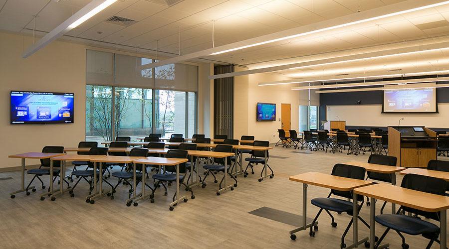 MSU BSSC AV System Classroom