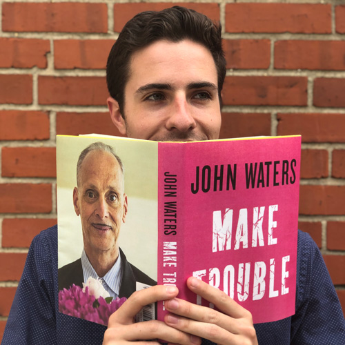 Careers and John Waters sightings